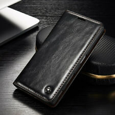 Cover Wallet Flip Case Smartphone Leather Synthetic Sleeve Bumper Pouch Back Sony Xperia Z3 Black