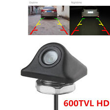 Universal Car Backup Camera Rear View Cam Kit HD 600TVL Waterproof Night Vision