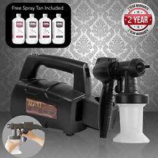 Maximist Spraymate TNT Spray Tanning Machine + OMG Tan Solution 4 x 250ml