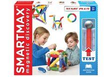 SmartMax Start Plus 30 teilig Magnetspiel Baukasten Konstruktionen neu