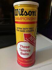Vintage Wilson Tennis Balls Pepsi Light