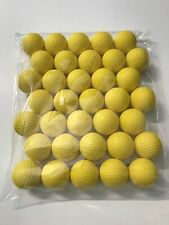 Indoor Foam Practice Balls - Package of 35