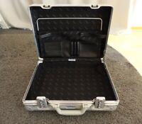 Rimowa Opal Attaché TSA Aluminium Topas Aktenkoffer Notebook Case RARE