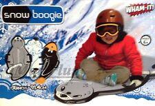Wham-o Snow Boogie Animal Skiing Ski Sled Soft Durable Foam New