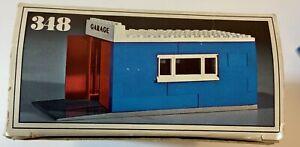 Vintage Lego Garage Set 348