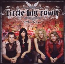 A PLACE TO LAND : LITTLE BIG TOWN NEW CD Album (HHEAD1      )