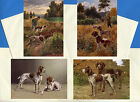 GERMAN SHORTHAIRED POINTER 4 VINTAGE STYLE DOG PRINT GREETINGS NOTE CARDS #2
