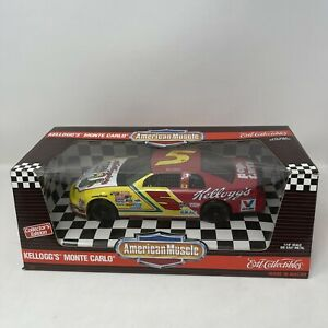 "ERTL NASCAR TERRY LABONTE #5 KELLOGG""S CORN CHEVY MONTE CARLO 1:18 DIECAST CAR"