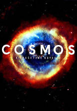 Cosmos: A Spacetime Odyssey (DVD, 2014, 4-Disc Set)
