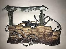 CHAP MEI SOLDIER FORCE OUTPOST BUNKER MACHINE GUN NEST LOOSE