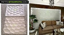 Stampo x rivestimento murale finta pietra wall panel 3d gesso VENEER STONE MOLD