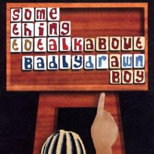 Badly Drawn Boy something to talk about (#400143; incl. 3 versions,... [maxi-CD]