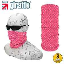G499 UK Multifunctional Headwear Neckwarmer Snood Scarf Bandana Headband Tube