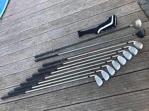 Golf Eisensatz Damen 4 bis S L-Flex