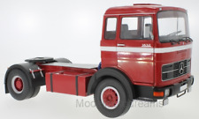 MERCEDES BENZ LKW LPS 1632 red rot Truck Camion Road King RIESIG lieferbar 1:18