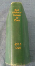 Real Soldiers of Fortune by Richard Harding Davis  Hardcover 1906