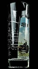 """Jever Bier, Sammelglas """"HD Black Line 2012"""" Glas Sammeledition, Harley Davidson"""