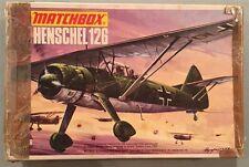 Matchbox 1:72 Henschel 126 PK-26