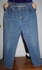 Women's    Classic    RIDERS  blue  denim   jeans     size  14 M