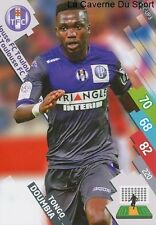 TFC-UP3 TONGO DOUMBIA # MALI TOULOUSE.FC CARD ADRENALYN FOOT 2015 PANINI