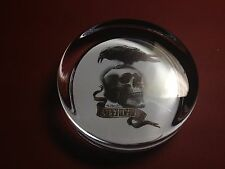 Thr Expendables `Sly Stalone & the crew`HEAVY GLASS PAPERWEIGHT