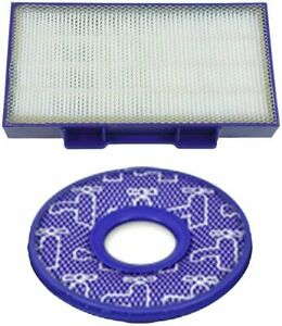 for Dyson DC26 DC26i Pre + Post Motor HEPA Filters Vacuum Cleaner