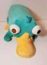 Disney PERRY THE PLATYPUS Phineas & Ferb Plush Stuffed Animal. 12 inches