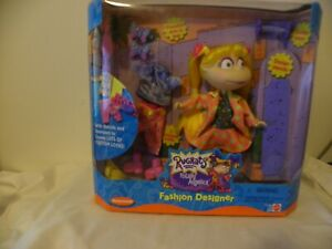 Nickelodeon Rugrats Totally Angelica Fashion Designer New In Box! Vintage