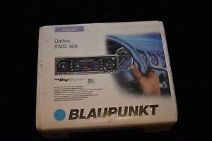 Blaupunkt Dallas RMD-169 Minidisc Car Stereo - Brand New In Box MD