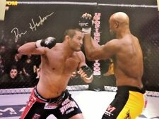 Dan Henderson Signed Autographed UFC 16x20 MMA Photo COA PRIDE