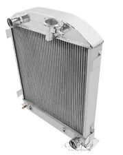 Champion 3 Row Radiator 1932 32 Ford LOW-BOY CHOPPED