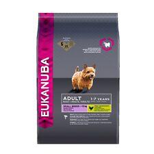 Eukanuba Erwachsene kleine  Hunde Huhn 15 kg Hundefutter 24Std.Vers.
