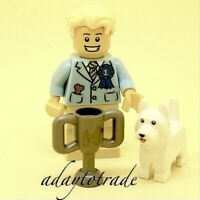 LEGO Collectable Mini Figure Series 16 Dog Show Winner - 71013-12 COL255 R433