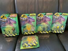 *New* Kenner The Lost World Jurassic Park Action Figures Site B (lot of 6)