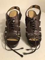 Coach Women's High Heel Shoes Size 7.5 B ( Pre Owned)