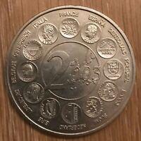 Monnaie de Paris ❤️ France - Médaille L'Europe des 15 - 2003 ESSAI