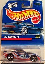 MIP! Hot Wheels 1998~'97 Corvette ~ #867 Racing Race 1997 Chevrolet