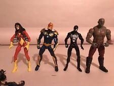 """Marvel Legends Lot 4 6"""" Loose Figures + 2 Infinite series bonus 3,75 """""""