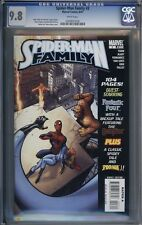 SPIDER-MAN FAMILY #3 CGC 9.8 *SINGLE HIGHEST & ONLY GRADED COPY* HAS 104 PAGES