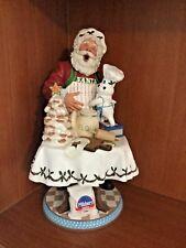 Pillsbury Doughboy Santa Clause Favorite Helper Figurine