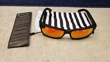 Von Zipper Elmore Black / Lunar Chrome Lens Sunglasses NO BOX Limiteds Edition