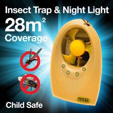 Insect Killer, Bug Zapper, Mosquito, Fly trap SUK A BUG RRP $29.95 ORANGE