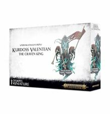 Nighthaunt Kurdoss Valentian The Craven King Warhammer Age of Sigmar. Citadel