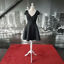 Stunning Dress (Black-Size 10) Prom, Cruise, Ball, Cocktail, Races, Bridesmaid