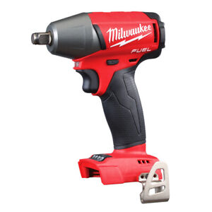 Milwaukee M18FIWF12 18V Cordless Fuel Next Gen 1/2 Impact Wrench Friction Ring