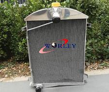 FOR 56MM Ford Model A 1930 1931 30 31 aluminum radiator
