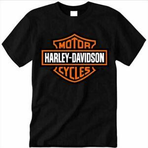 Harley-Davidson Big Boys' Willie G Skull Eagle Motorcycle Women Men's T-Shirt