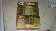 Atlas HO Scale Water Tower (NEW) 3 Read Description