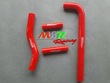 for YAMAHA YZF250 YZ250F 2001-2005/WR250F 2001-2006 silicone radiator hose RED