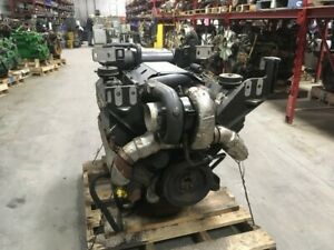 1986  Cummins VTA903 Diesel Engine, 500HP, All Complete and Run Tested.
